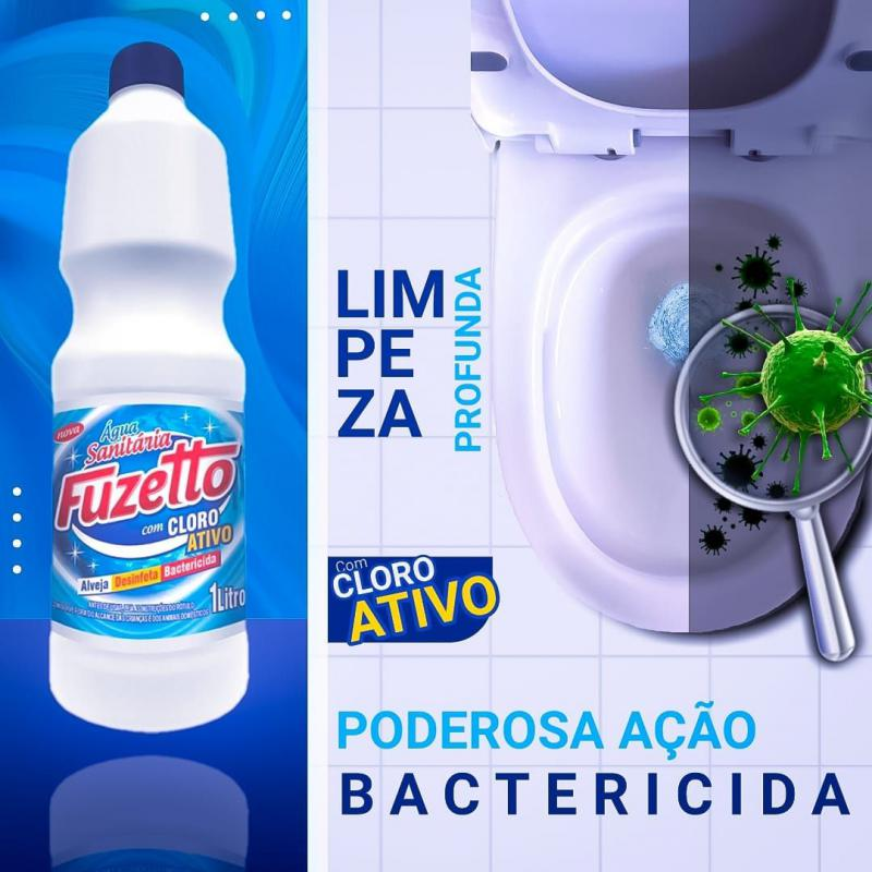 Fabrica de agua sanitaria