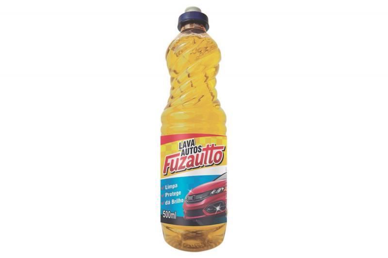 Fabrica de shampoo para carros