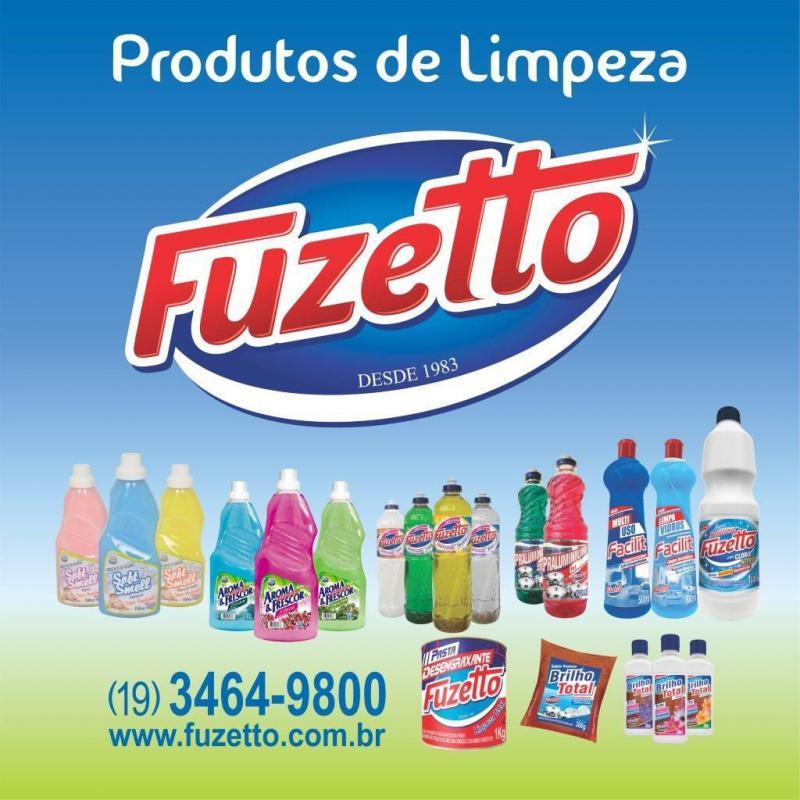 Fabricação de produtos de limpeza