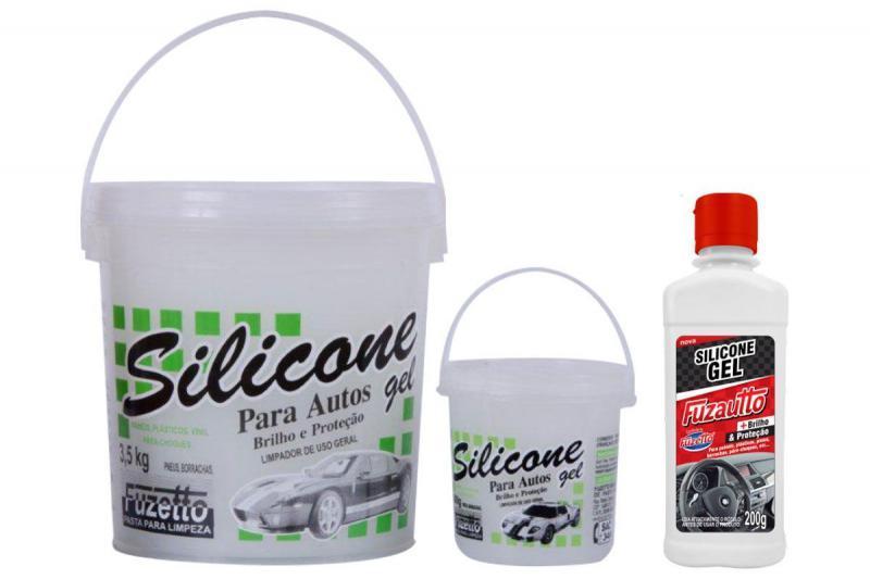 Fabricante de silicone automotivo