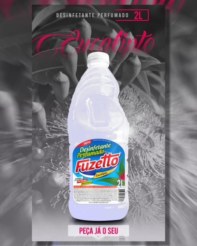 Industria de desinfetante