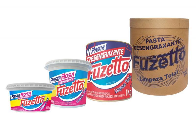 Venda de pasta desengraxante