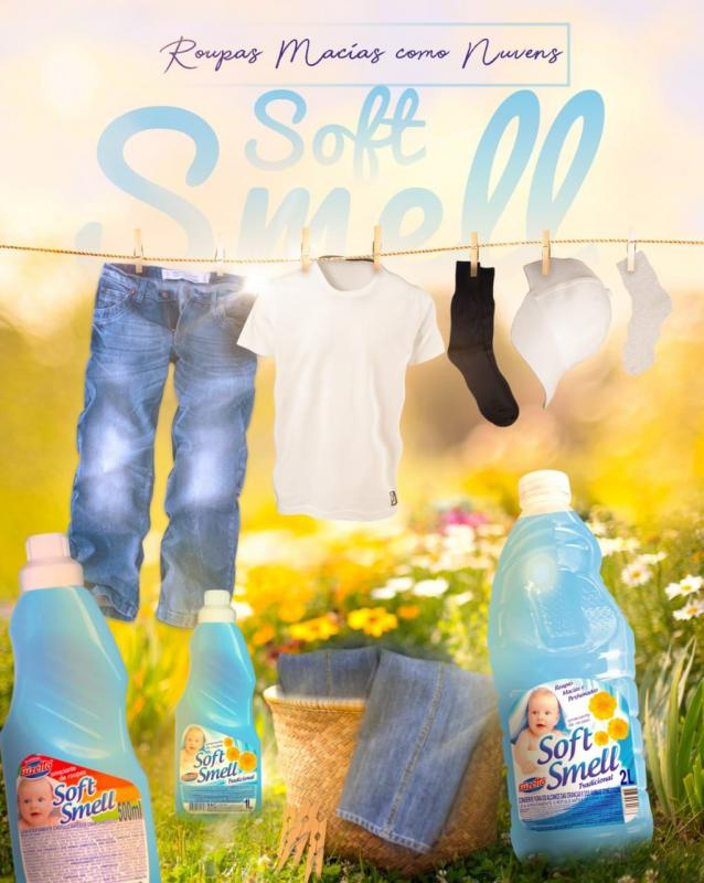 Venda de produtos de limpeza