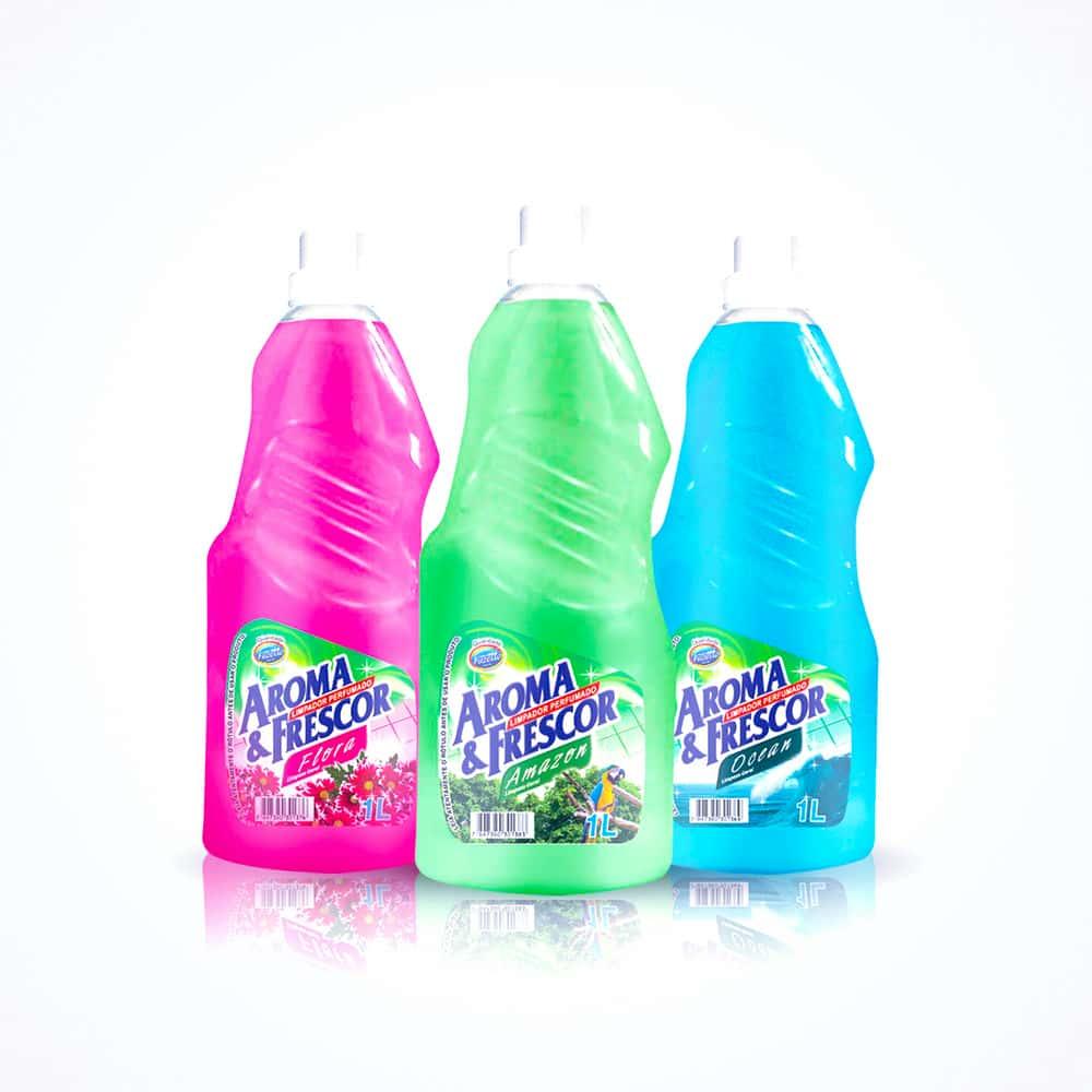 Limpadores Perfumados 1L
