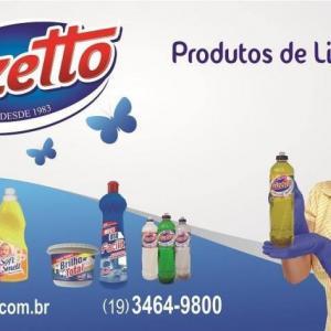Fabrica de detergentes