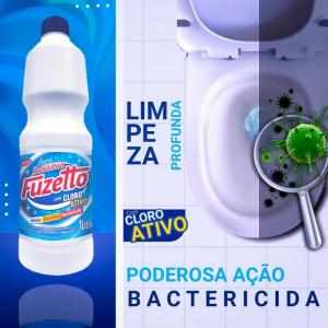 Industria de produtos de limpeza